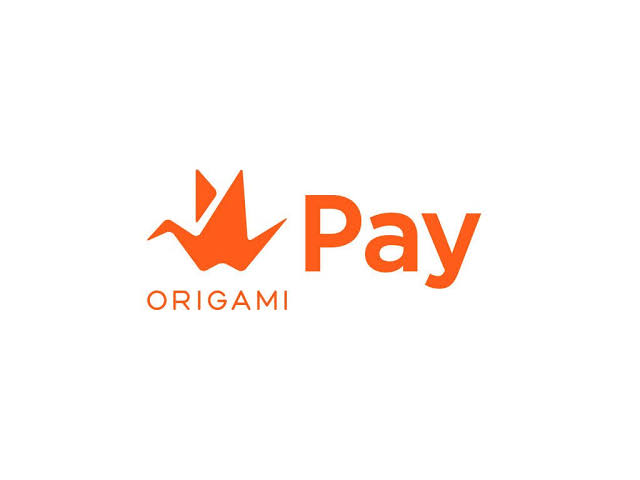 ORIGAMI Payも開始!